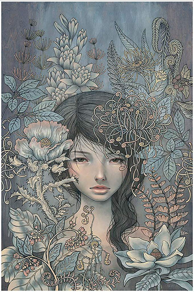 "Audrey Kawasaki - ""Where I Rest"""