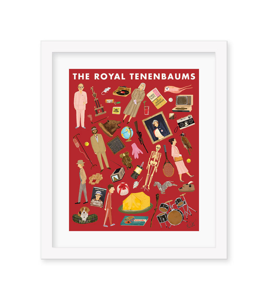 "Max Dalton - ""The Royal Tenenbaums"""