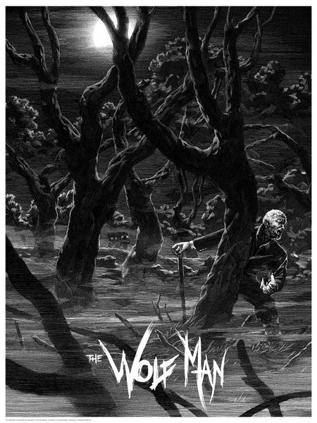 "Nicolas Delort - ""The Wolf Man"""