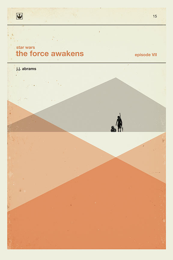 "Concepcion Studios - ""The Force Awakens"" - Spoke Art"