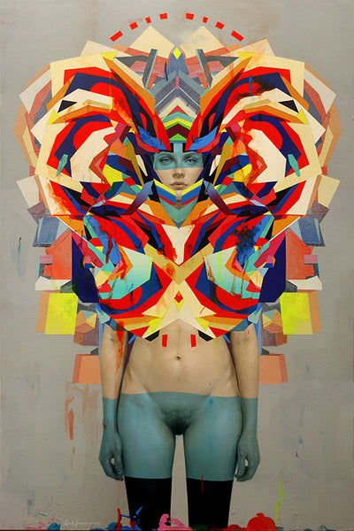 "Erik Jones - ""The Dipped Seeker"""