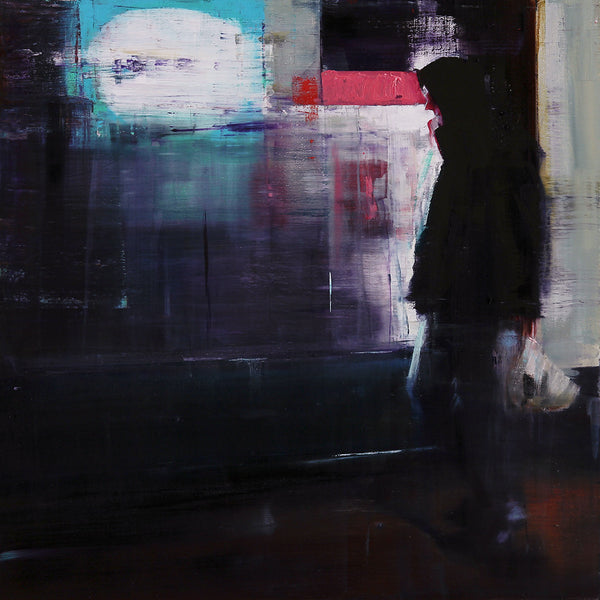 "Brett Amory - ""Waiting #193"""