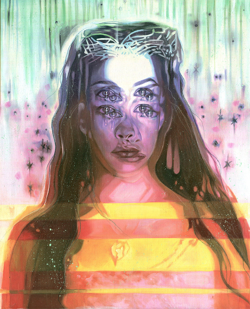 "Alex Garant - ""I Choose a Mortal Life"""