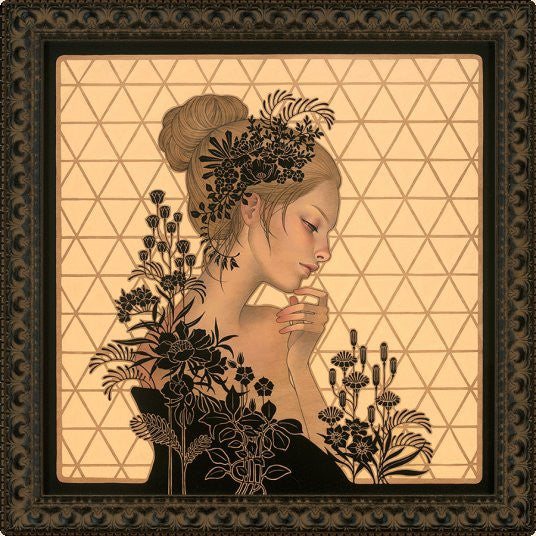 "Audrey Kawasaki - ""Maybe Tomorrow"""