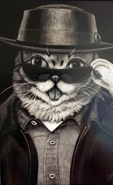 "Craig Tapecat McCudden - ""Heisenbub - The Bad"""