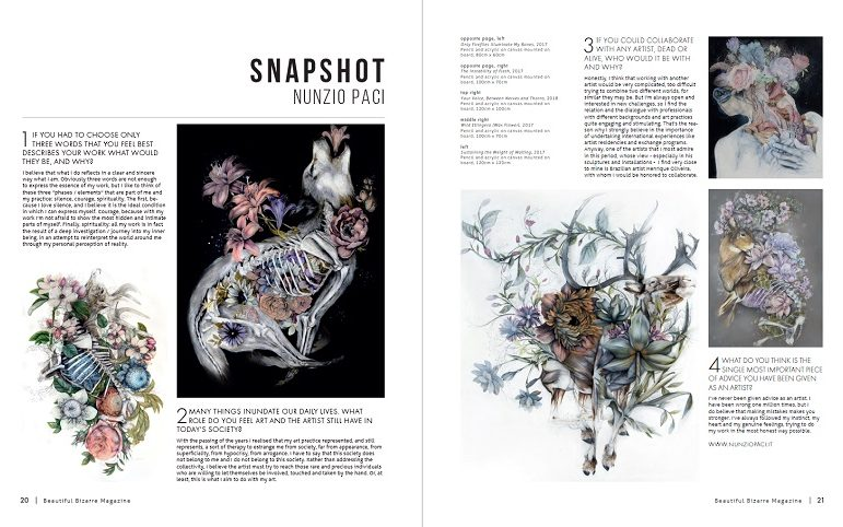 Beautiful Bizarre Magazine - ISSUE 022 - Spoke Art