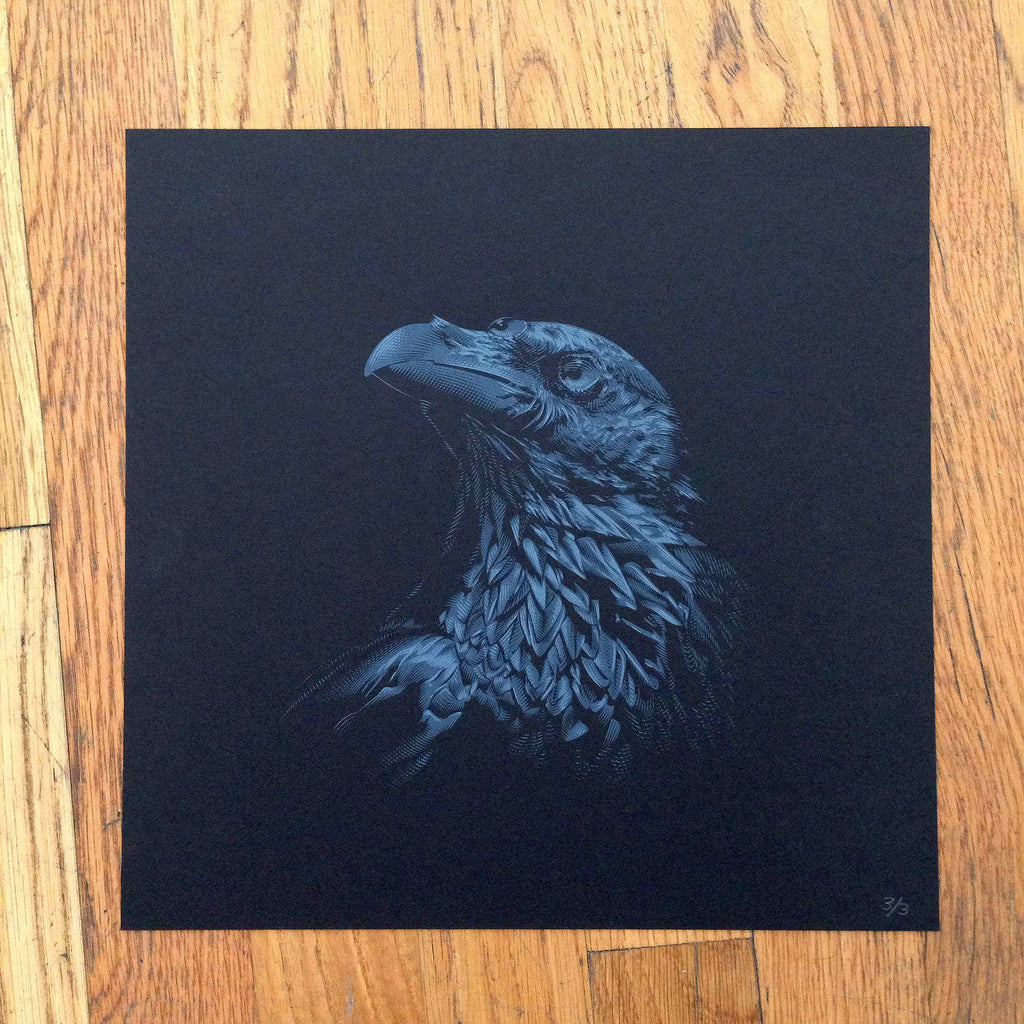 "Tracie Ching - ""Three-eyed Raven"""