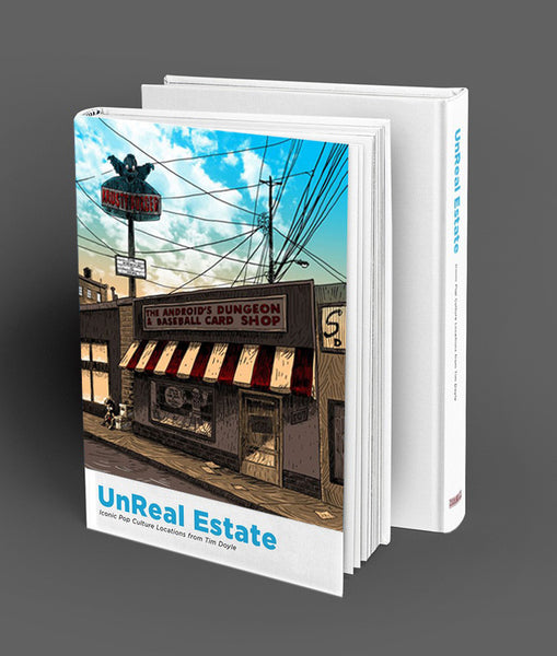 "Tim Doyle - ""UnReal Estate"" (Spoke Art exclusive)"