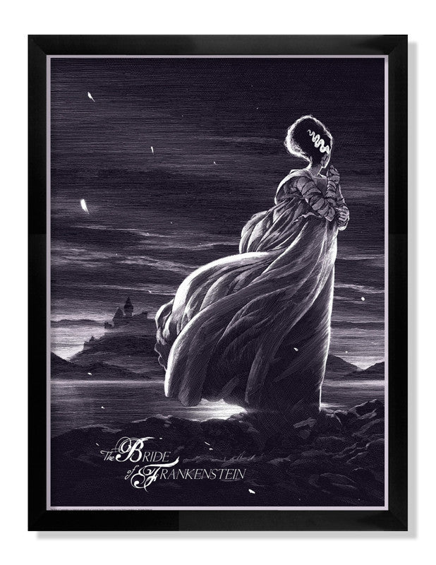 "Nicolas Delort - ""The Bride of Frankenstein"" - Spoke Art"