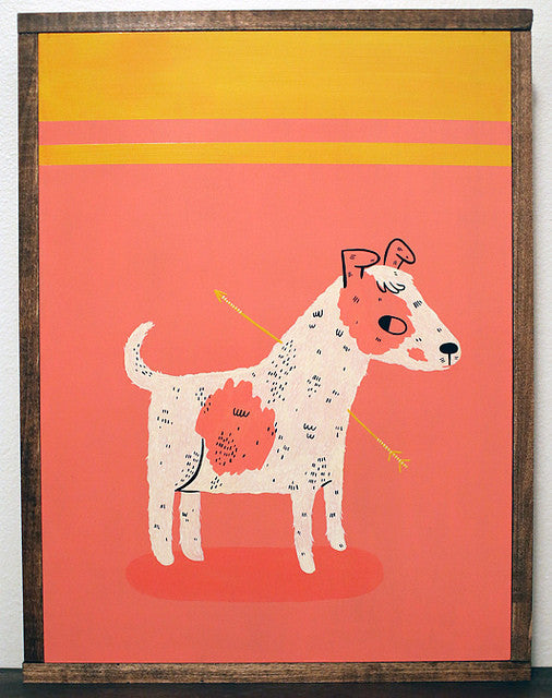 "Lauren Gregg - ""Was He a Good Dog?"" - Spoke Art"