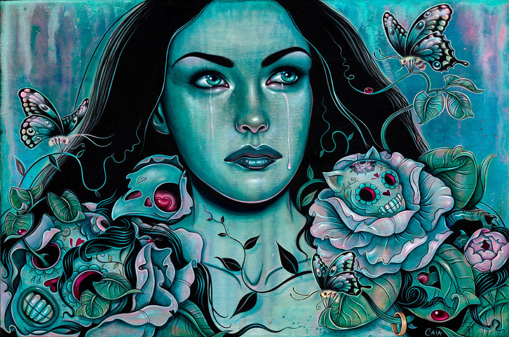 "Caia Koopman - ""Arwen's Garden Of Hope"" - Spoke Art"