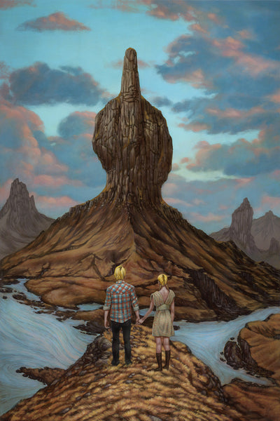 "Casey Weldon - ""Middle Earth"""