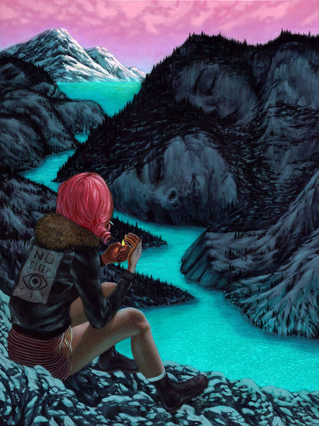 "Casey Weldon - ""Sleepy Valley"""