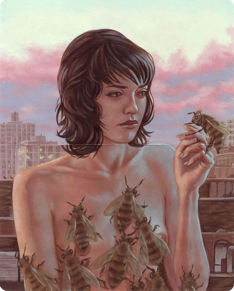 "Casey Weldon - ""Swarm Weather"" - Spoke Art"