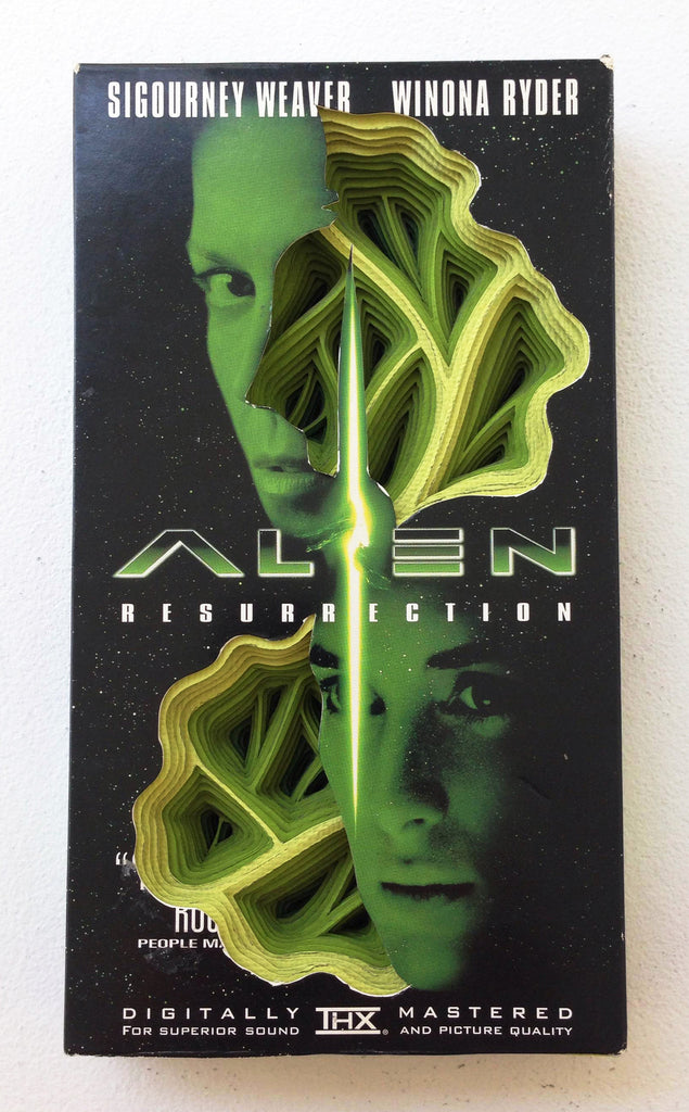 "Charles Clary - ""Alien Resurrection VHS"""