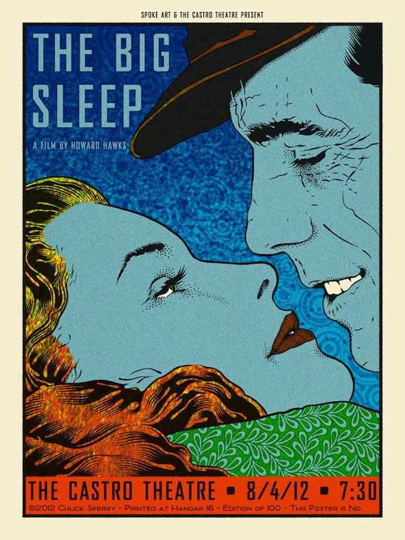 "Chuck Sperry - ""The Big Sleep"""