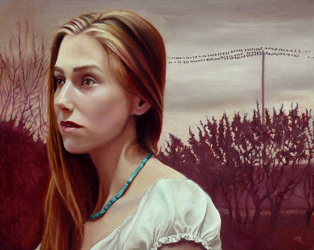 "Michael Ramstead - ""Katie"" - Spoke Art"