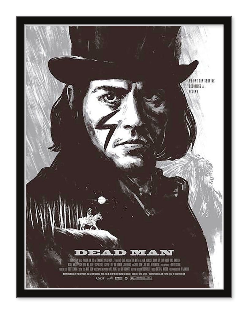 "David Moscati - ""Dead Man"" (regular) - Spoke Art"