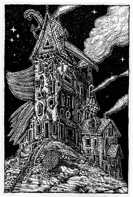 "David Welker - ""The Birdhouse"" - Spoke Art"