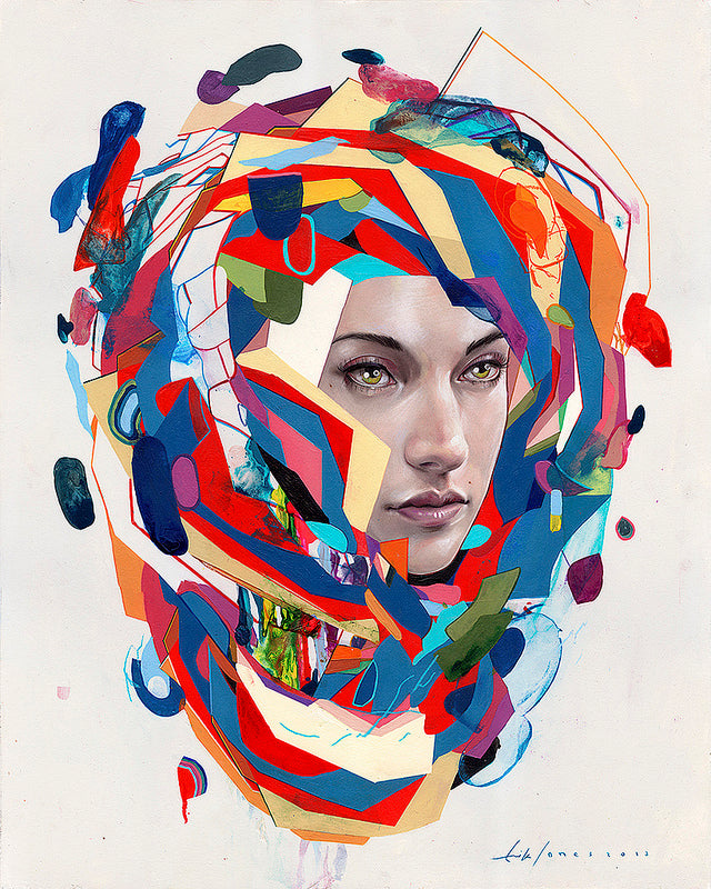 "Erik Jones - ""Float"" - Spoke Art"
