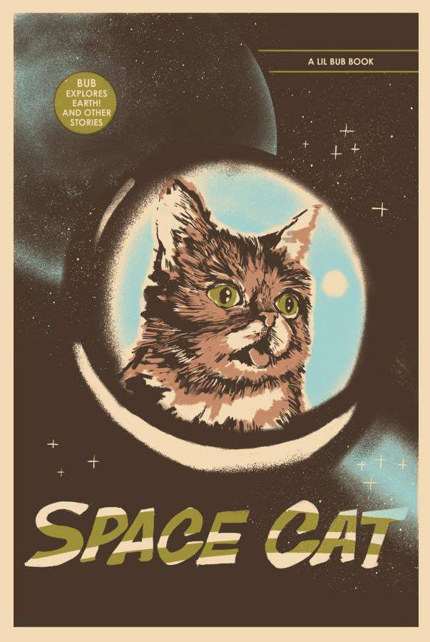 "Jessica Deahl - ""Lil BUB Visits Earth!"""