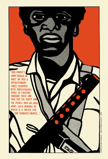 "Emory Douglas - ""Our People's Army"""