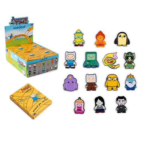 Adventure Time Enamel Pin Blind Box - Spoke Art