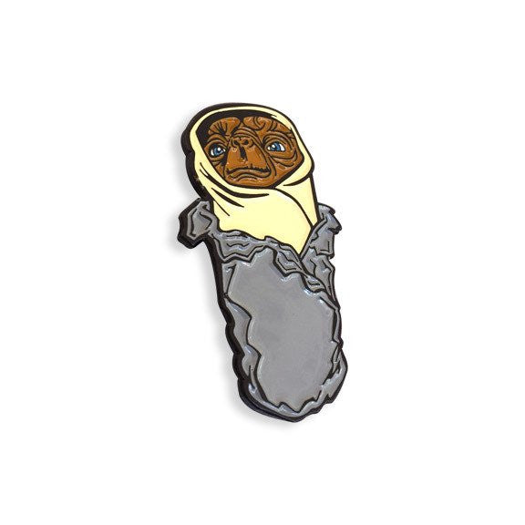 ET Burrito Enamel Pin - Spoke Art