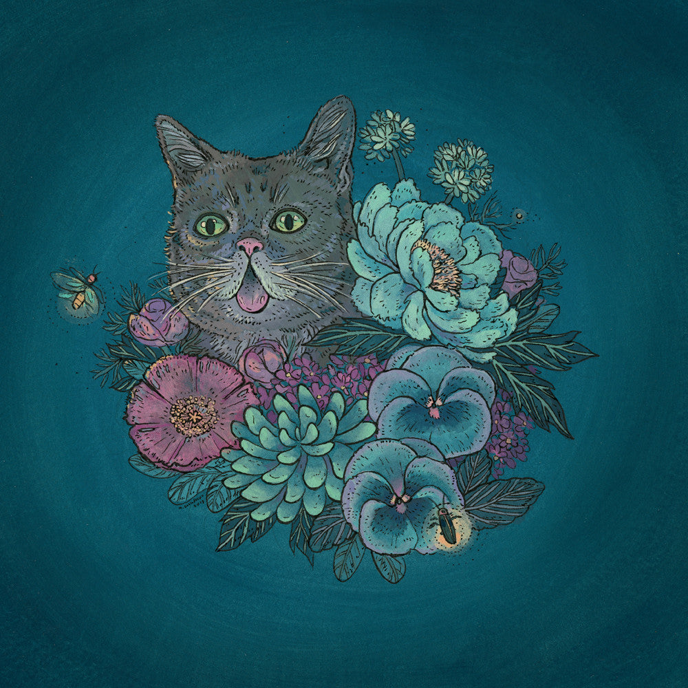 "Nicole Gustafsson -  ""Lil Bub and the Lightning Bugs"" - Spoke Art"