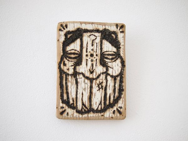 "GATS - ""Wood Burn 15"""
