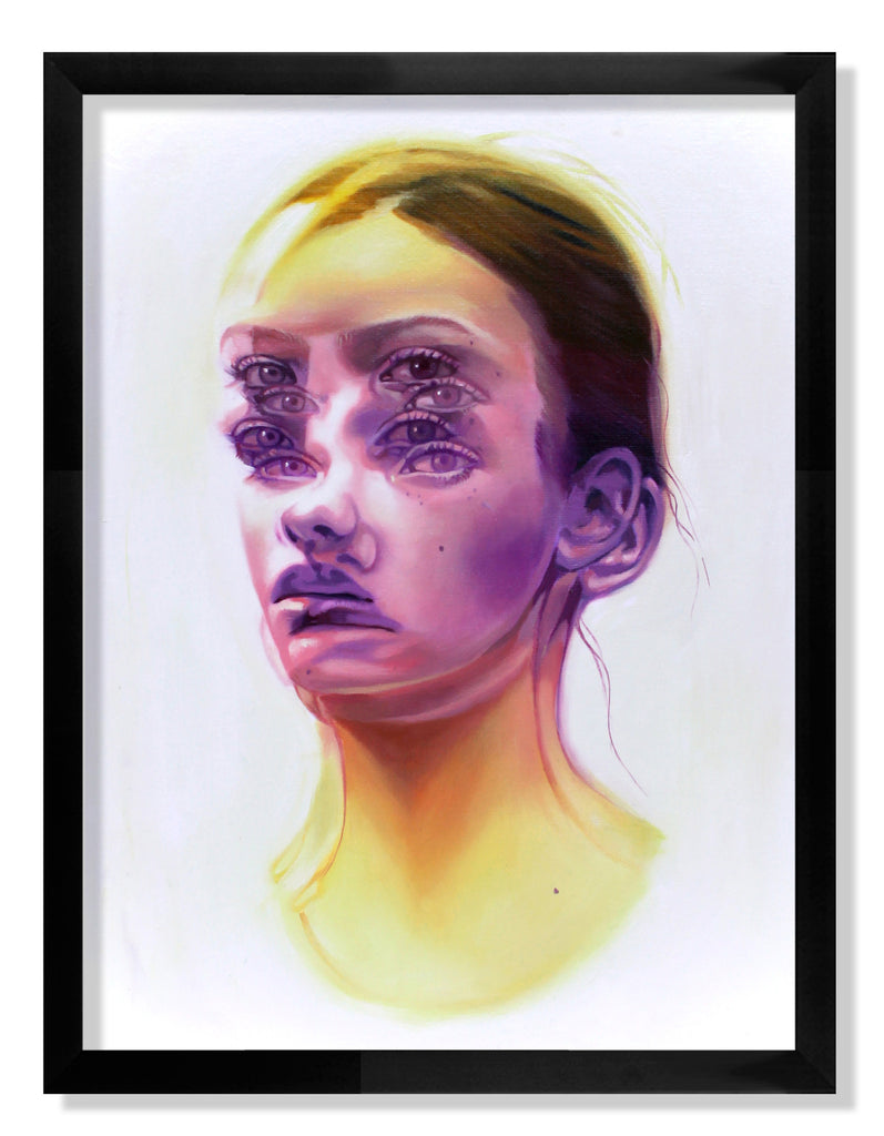 """Daydreaming I"" Fine Art Print - Spoke Art"