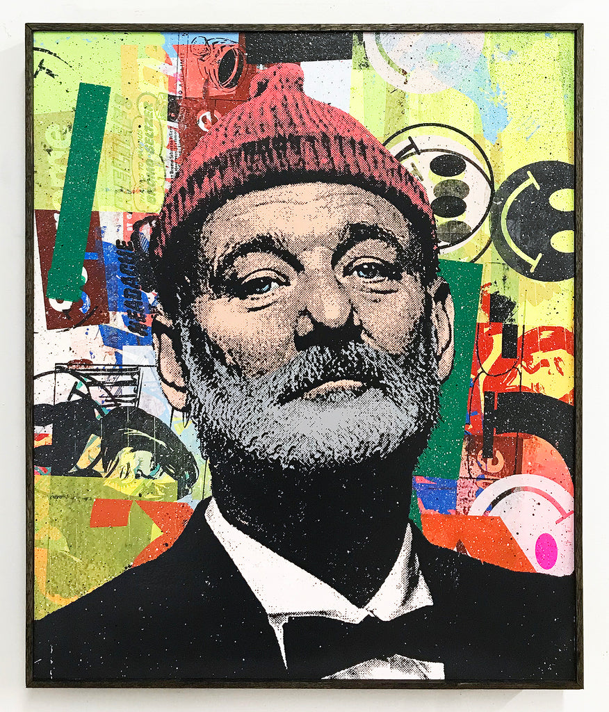 "Greg Gossel - ""Zissou (Yellow)"""