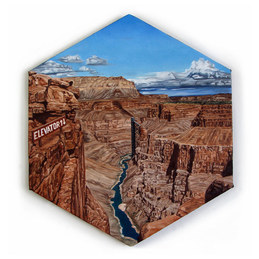 "Peter Adamyan - ""Grand Canyon"""