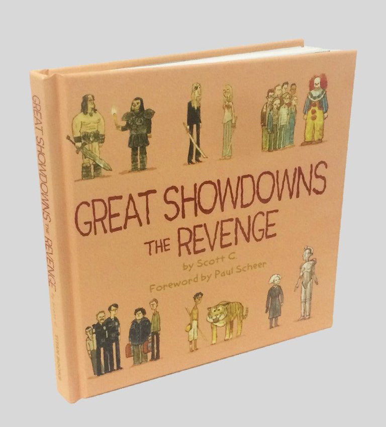 "Scott C. - ""Great Showdowns: The Revenge"" - Spoke Art"