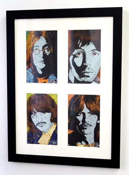 "Chuck Sperry - ""Beatle Blotter Set"""