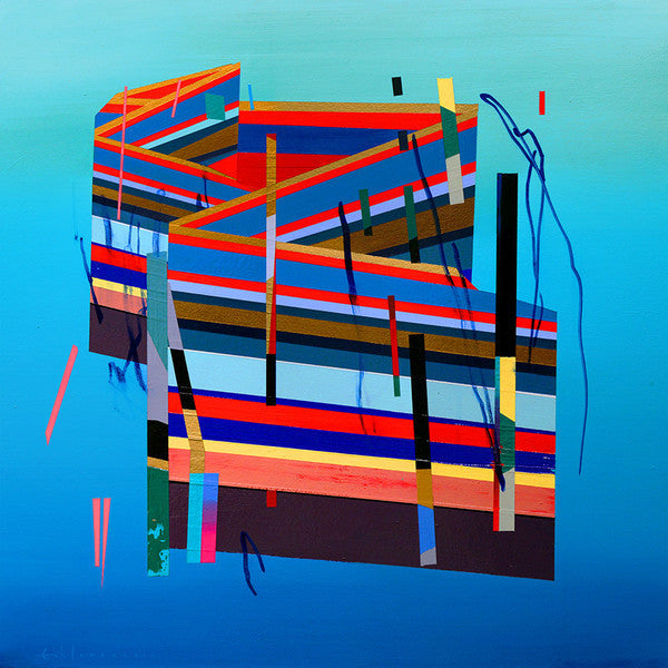 "Erik Jones - ""House in Water"""