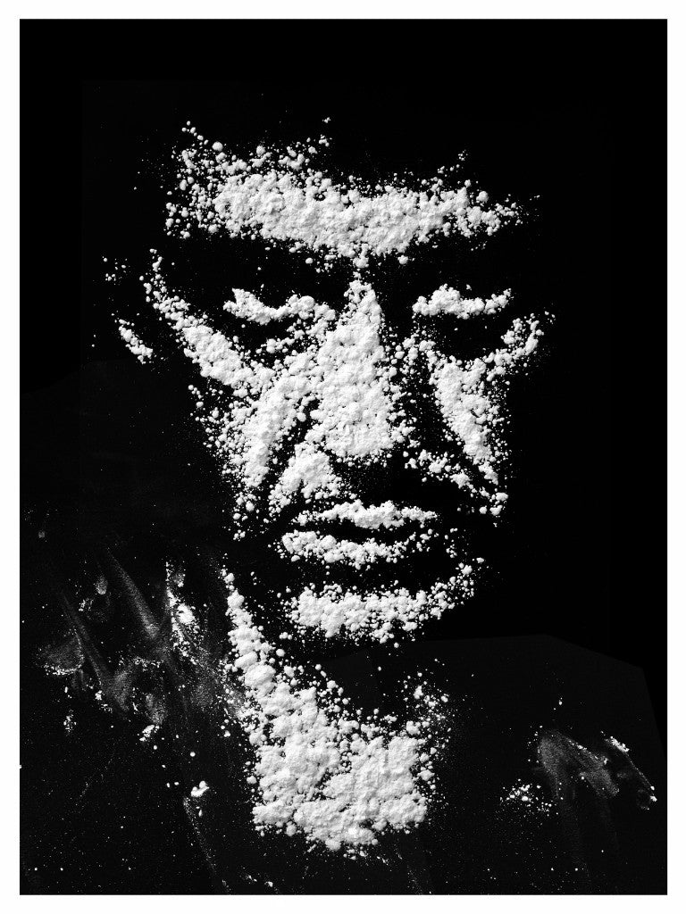 """Scarface"" - Spoke Art"