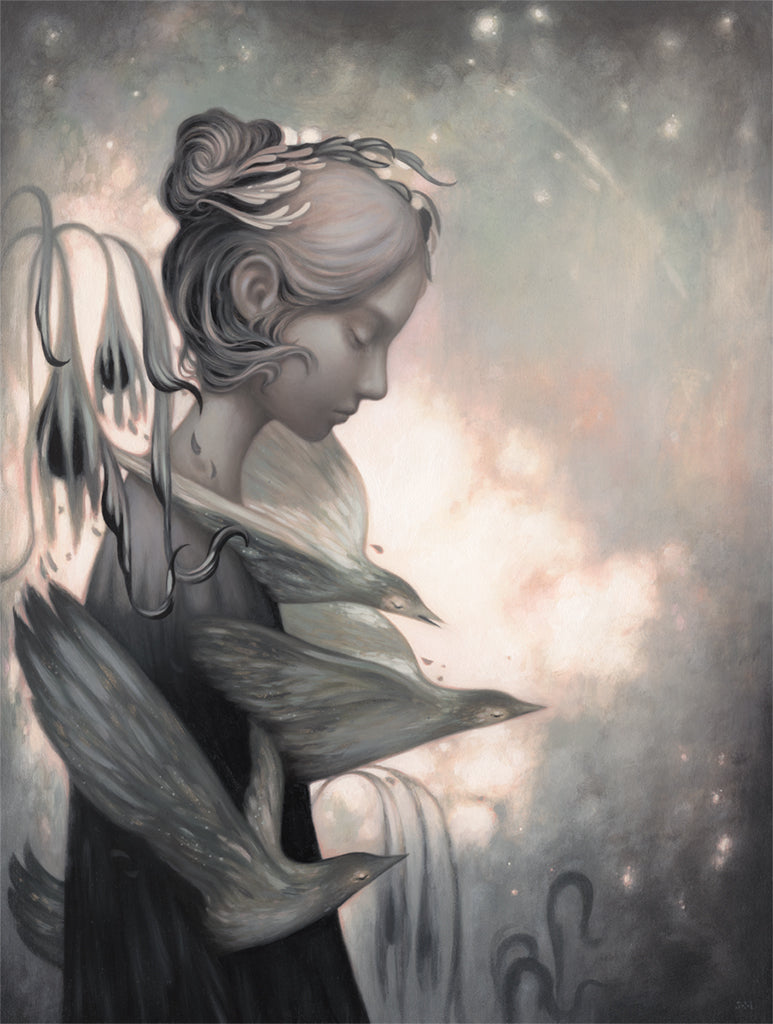 "Amy Sol - ""The Stirring"""