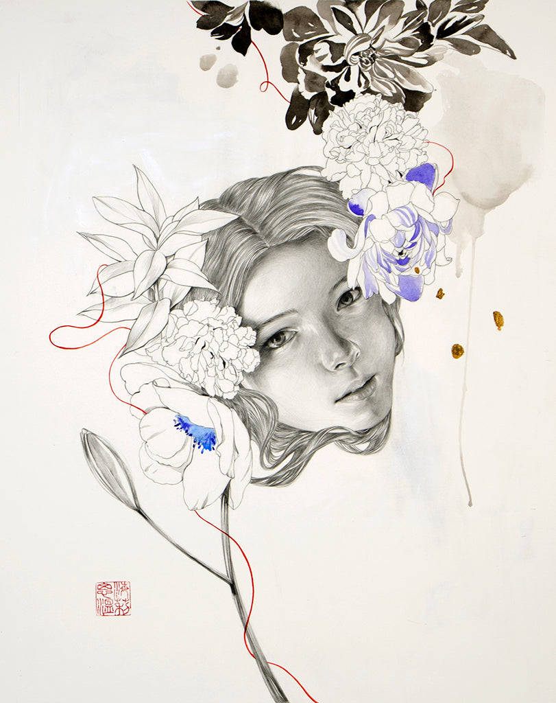 "Helice Wen - ""Devotion No. 5"" - Spoke Art"