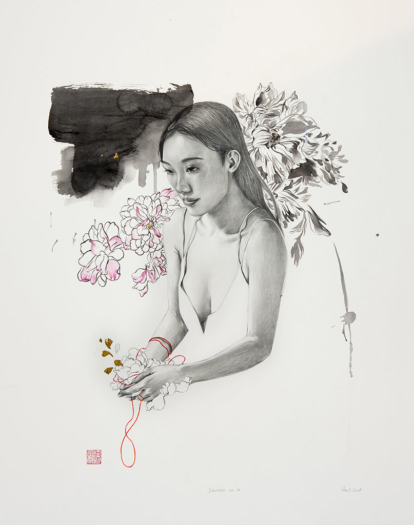 "Helice Wen - ""Devotion No. 4"" - Spoke Art"
