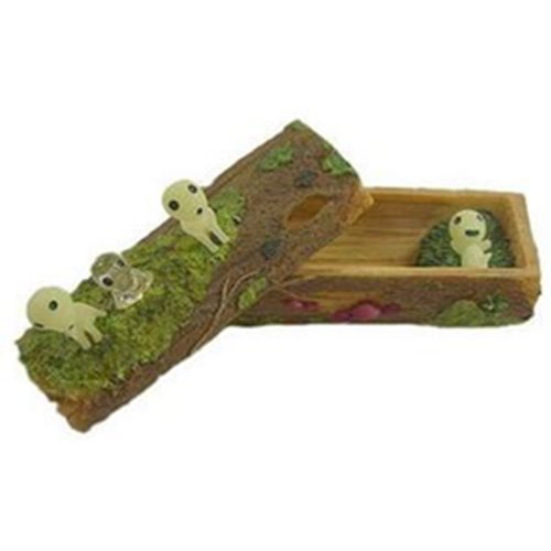 """Princess Mononoke"" Kodama Tree Spirit Accessory Box"