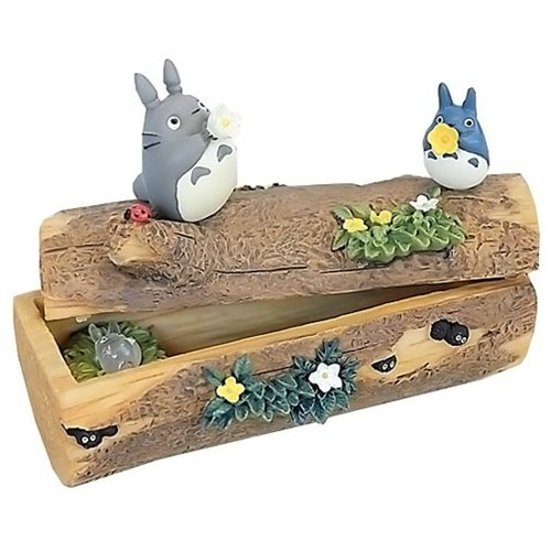 """My Neighbor Totoro"" Flower Trumpet Accessory Box"