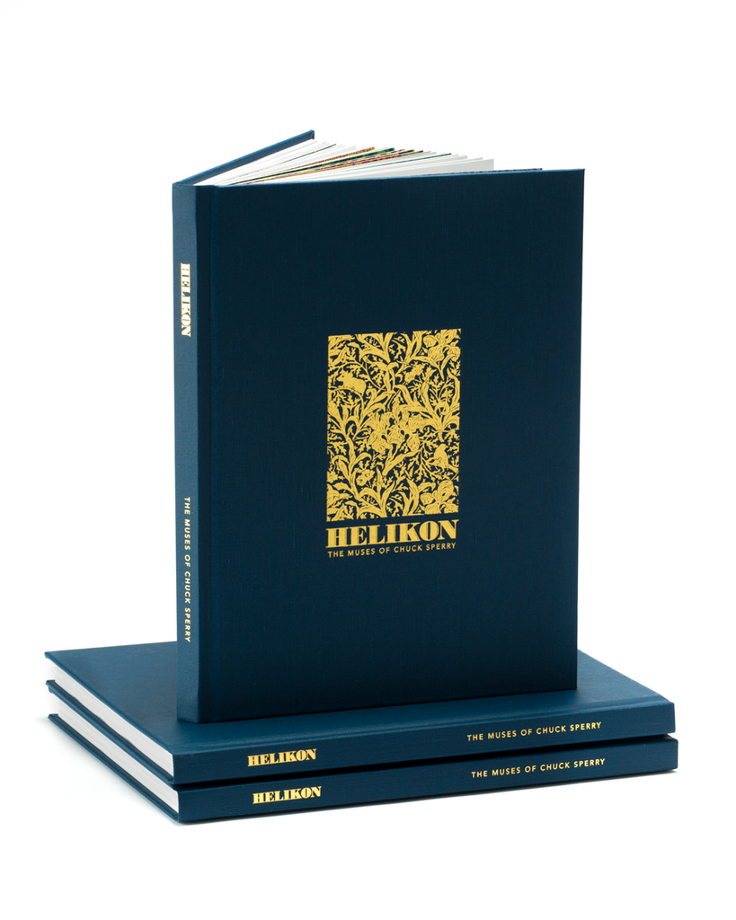 "Chuck Sperry – ""Helikon"" (Gold Edition)"