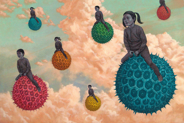 "Casey Weldon - ""Invasion"""