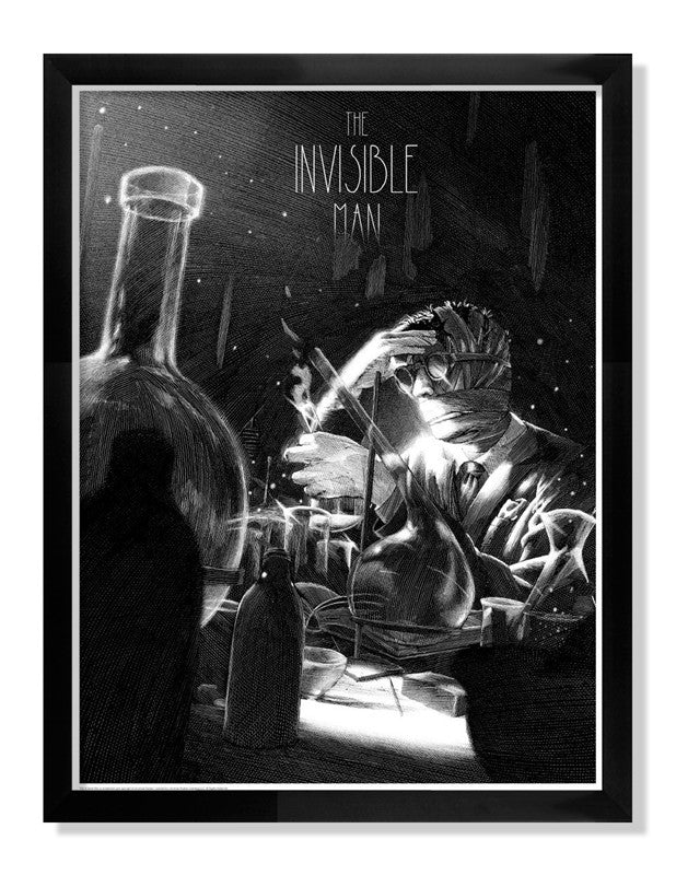 "Nicolas Delort - ""The Invisible Man"" - Spoke Art"