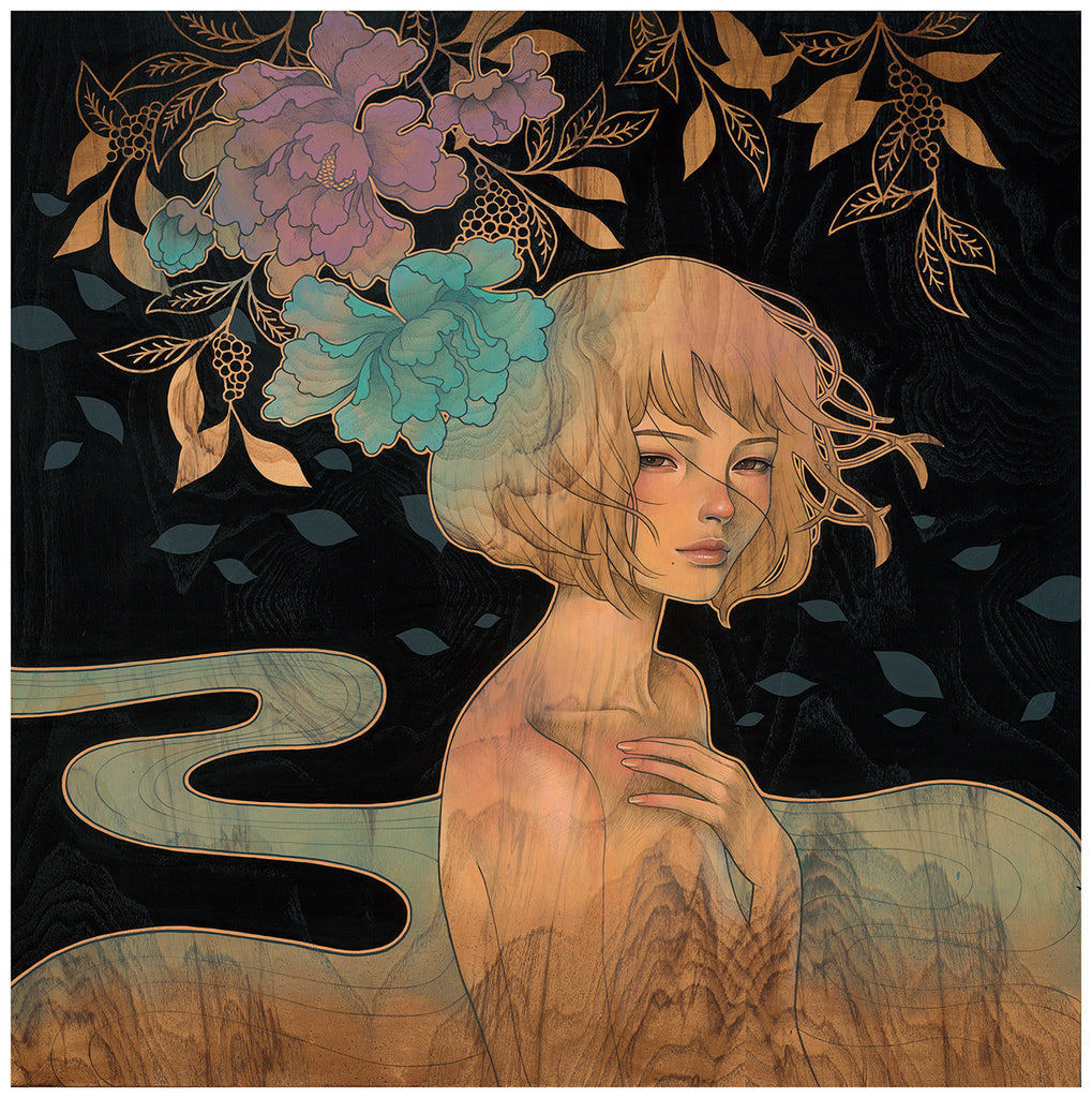 "Audrey Kawasaki - ""It Was You"""