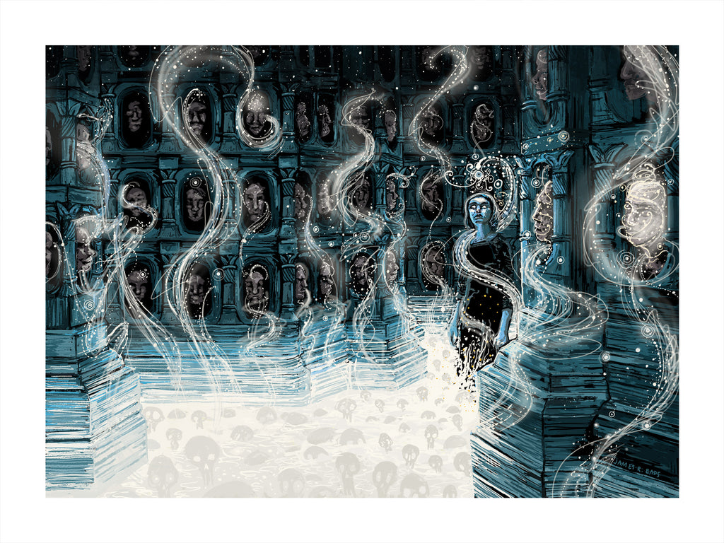 "James R. Eads - ""Hall of Faces"""