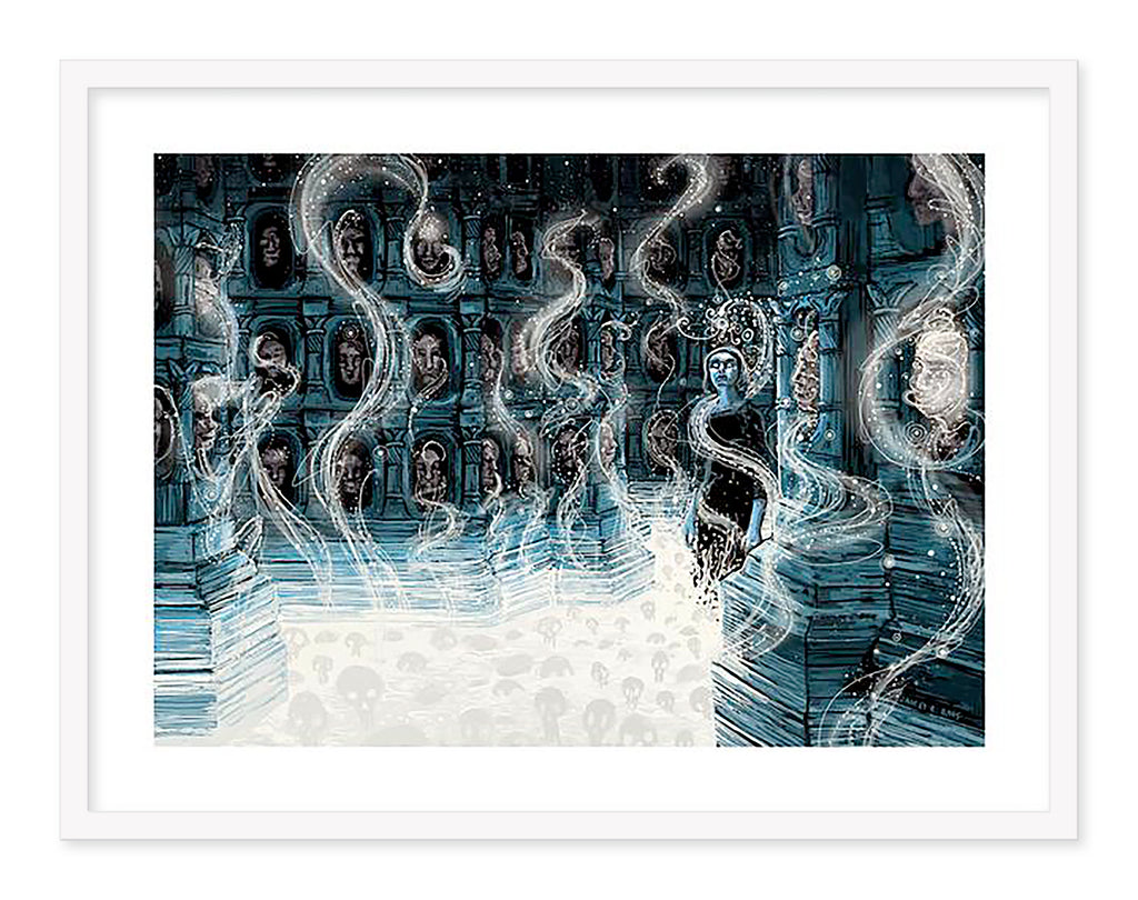 "James R. Eads - ""Hall of Faces"" - Spoke Art"
