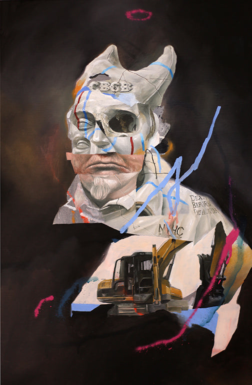 "Joram Roukes - ""Old New York"""