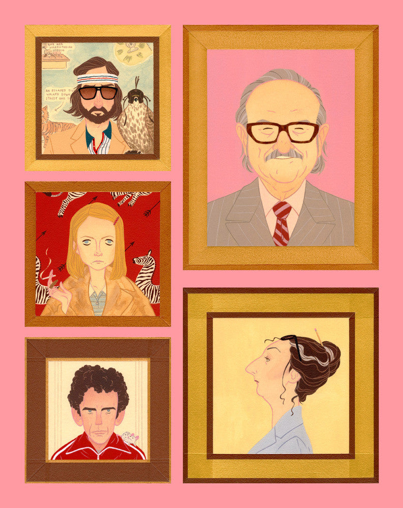 """The Royal Tenenbaums"""